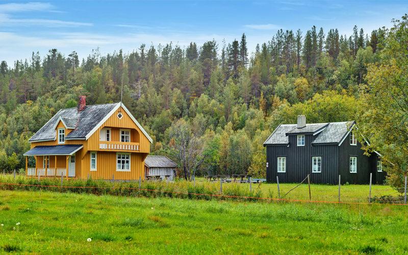Tørfoss kvengård