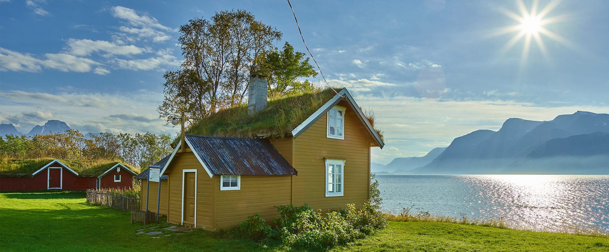 Gamslett - Nord-Troms museum