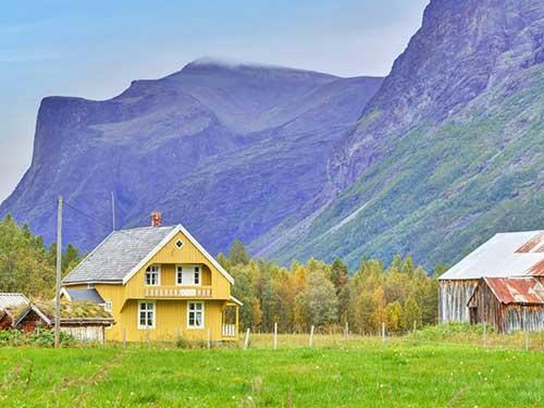 Tørfoss Nord-Troms museum
