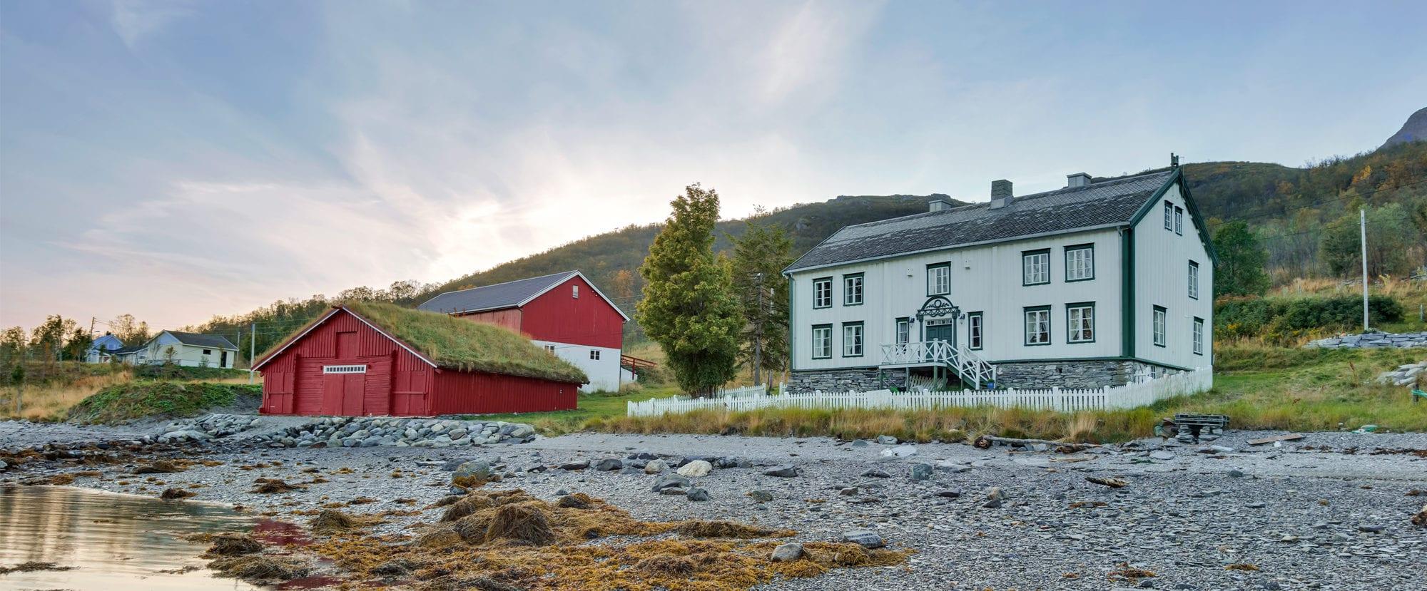 Maursund Nord-Troms Museum