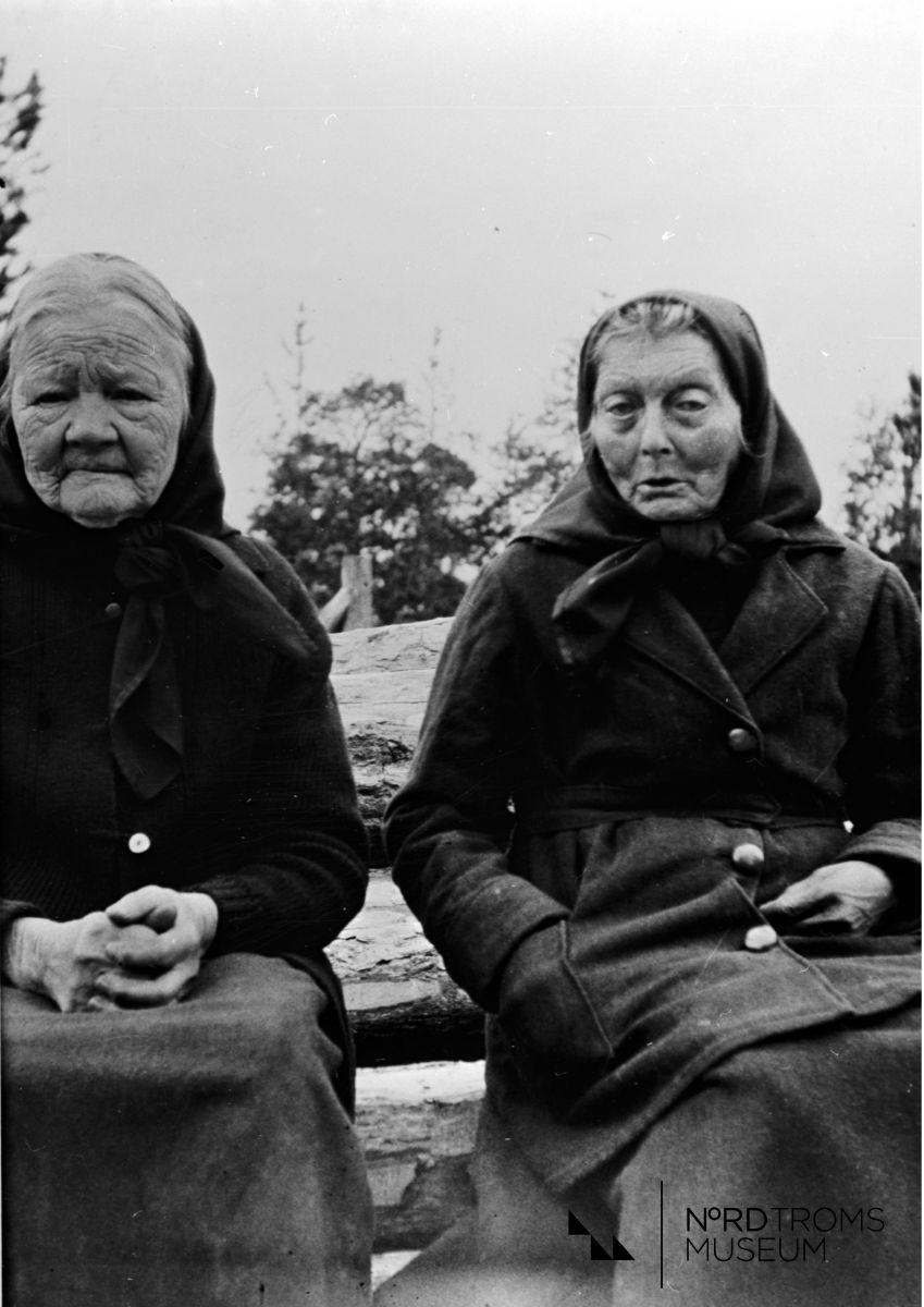 Eva Lovise Pedersen, og Elen Beret Pedersen Skibotn