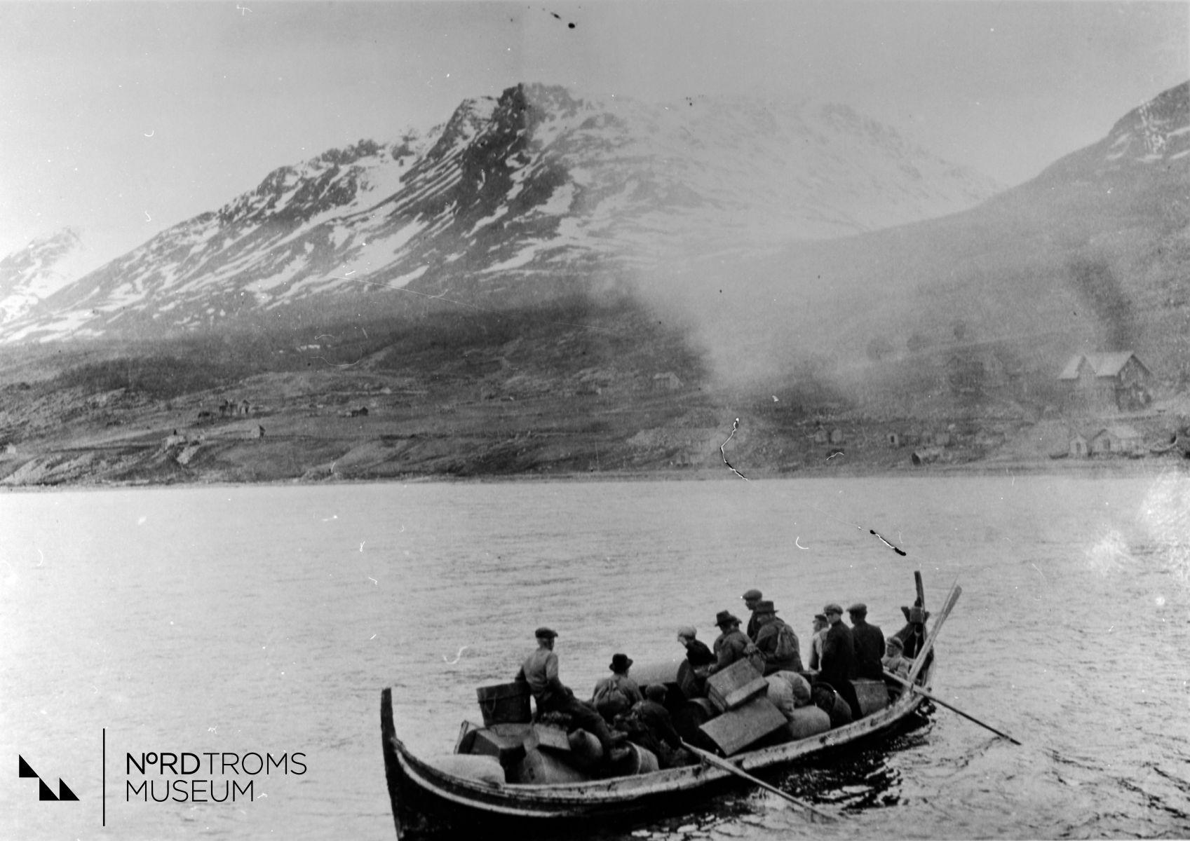 Fiskere Birtavarre, Kåfjord