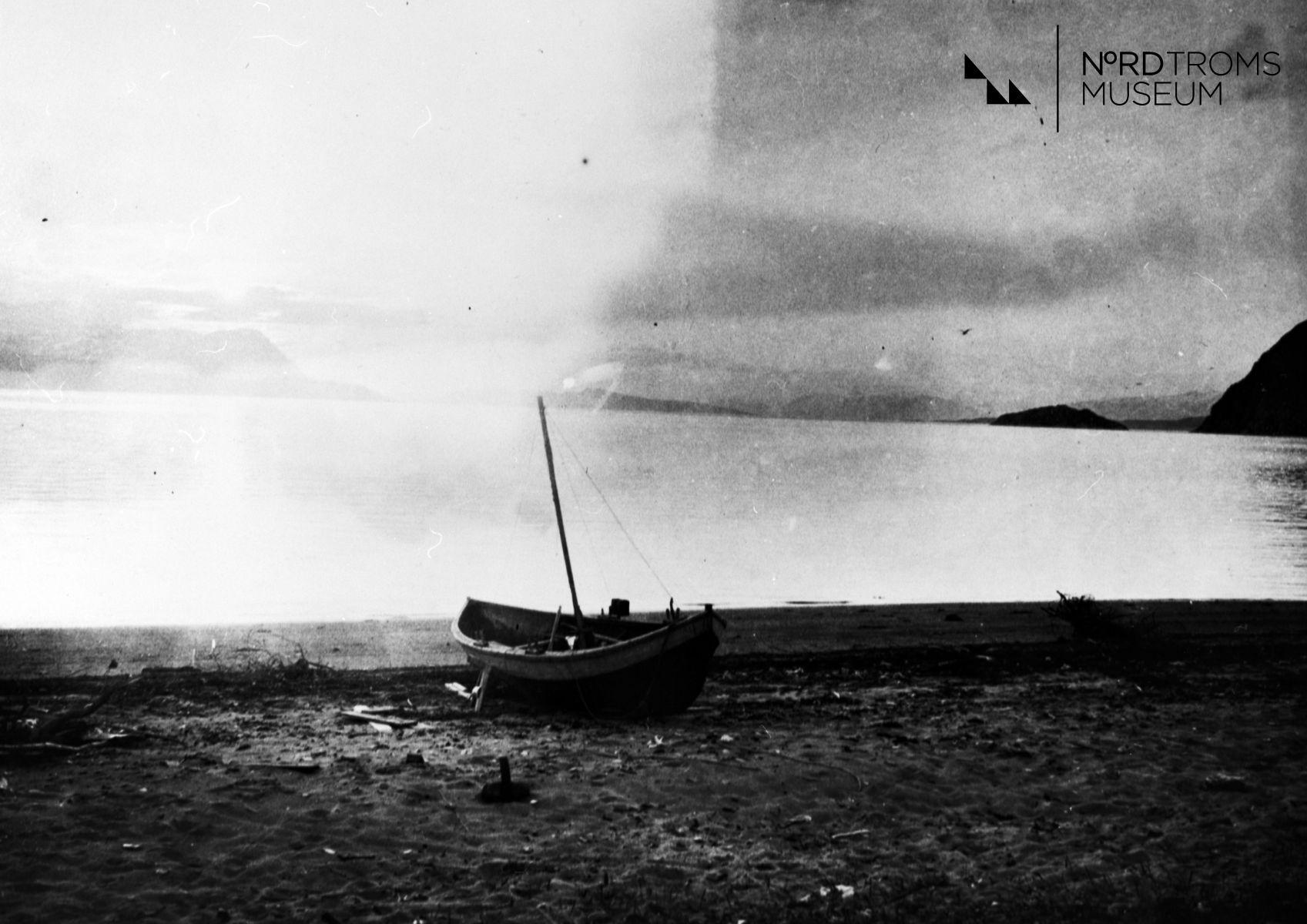 Båt i Sørkjosen, Nordreisa