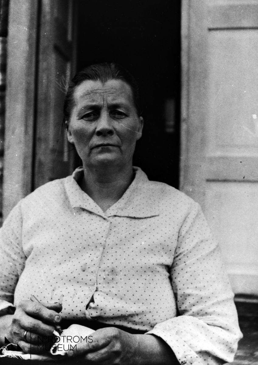 Ragnhilda Johannessen. Gift med Elias i Sætra.