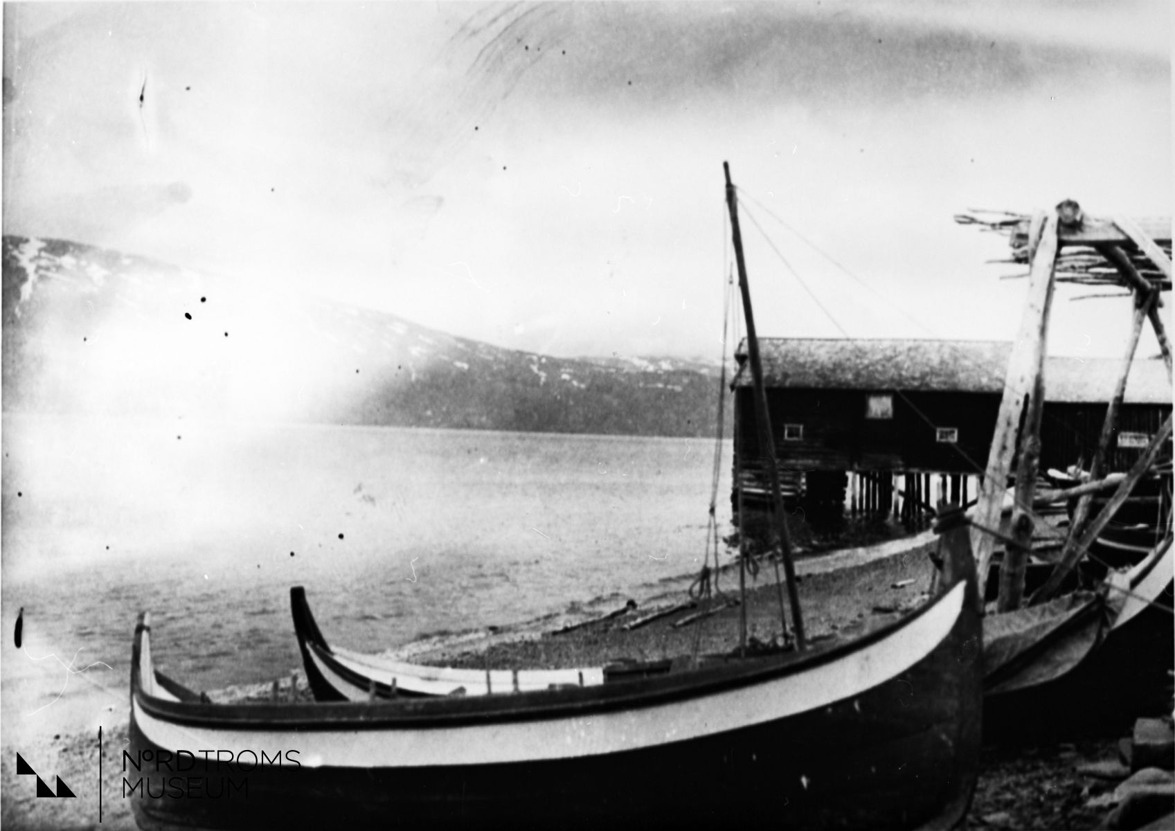 Båter i Sørkjosen, Nordreisa